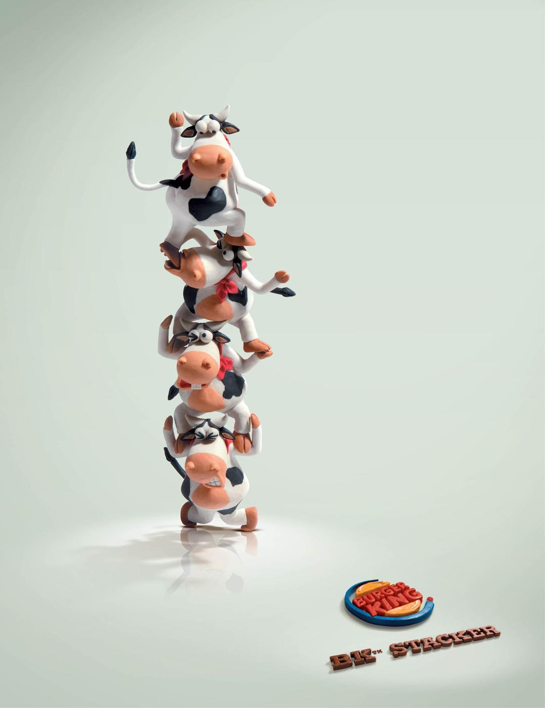Clever Ads #3: Burger King