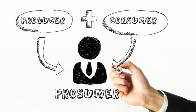 What are Prosumers?